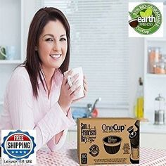 Single Cup Coffee 120pc HAZELNUT CREME San Francisco NEW Biodegradable K Cups