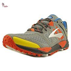 brooks cascadia femmes us gris chaussure de course chaussures brooks partner