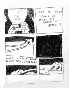 Martha Verschaffel #sequential illustration