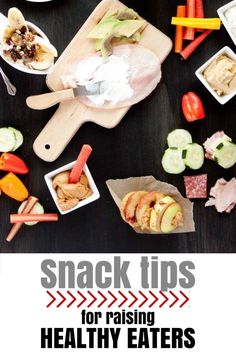 Healthy Snack Tips for Kids | simplerootswellness.com