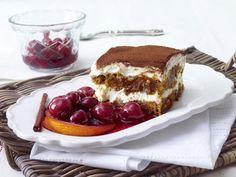 Lebkuchen-Tiramisu mit Punschkirschen - so geht's - LECKER.de