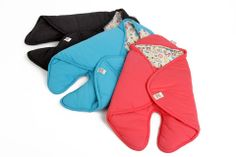 Mezoome USA - Organic Baby Bunting Bag (3 Colors)