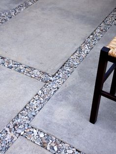 Gravel Slabs Design, Pictures, Remodel, Decor and Ideas