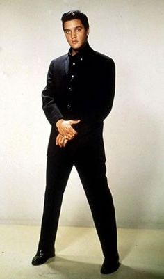 Elvis Presley in 1965.