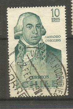 Vultos da História e da Cultura: Ambrosio O'Higgins (1720 - 1801)