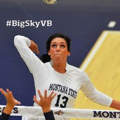 Oct. 14 - MSU's Natalee Godfrey Named Big Sky Conference Volleyball Player of the Week #BigSkyVB #GoCatsGo