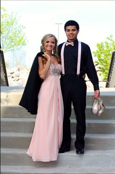"""""""Prom picture""""… Gorgeous couple,bless them…  ❤❤Whitewomenseekingblackmen.net ❤❤ It is the most trusted and largest community for black men white women.Check it and you will have a good luck."""