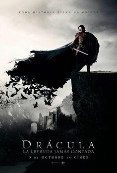 Drácula - La leyenda jamás contada (2014) - Ver Películas Online Gratis - Ver…