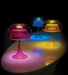Trendy Lampe Aurelia von QisDesign sieht spektakulär aus - http://wohnideenn.de/beleuchtung/07/trendy-lampe-aurelia-von-qisdesign.html  #Beleuchtung