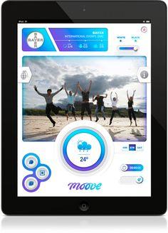 mooveTeam. App para TeamBuilding, Treasure Hunts, Scavenger Hunts