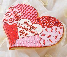 Valentine cookie recipes   http://ok-woman.com/2012/02/valentine-cookie-recipe/