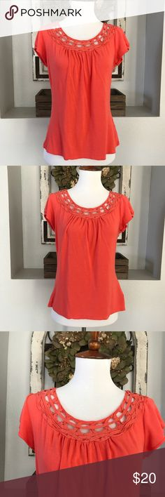 Boden Blouse with eyelet detail Boden Blouse with eyelet detail - Size 8 Boden Tops Blouses