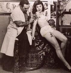 Tatuajes Vintage/ Vintage Tatoos