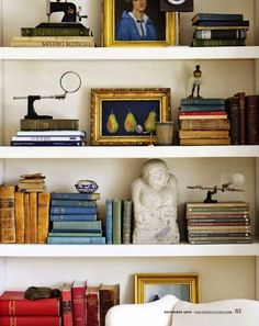 Ethnic Cottage Decor: Bookshelf Styling Ideas and Tips