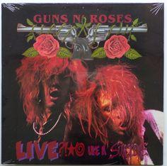 "Guns N' Roses - Sealed ""Live Like A Suicide"" Album   Recordmecca"
