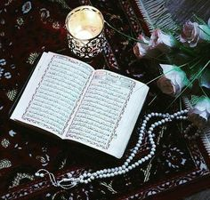 """Shaikh al Islam Ibn Taymiyyah said: """"Listening to the Qur'an is the means to obtaining Mercy from Allah.""""  So, when the Qur'an is recited, listen to it, and be silent that you may receive Mercy ( Al-Qur'an  Surah Al-A'raf 7:204)"""