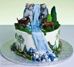 Scenic Cake Cupcakes By Bani Pinterest Cakes cakepins.com
