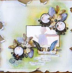 fly! #Scrapbooking #art I love her stuff!!! <3