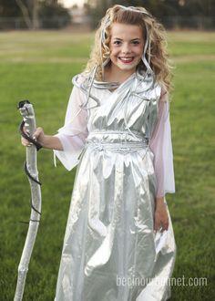 diy medusa halloween costume cute costume and pretty easy to put together - Medusa Halloween Costume Kids