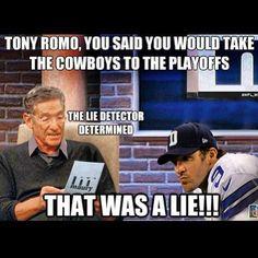 Hilarious Dallas Cowboys | ... success with 49ers to mock Cowboys QB Tony Romo | Dallas Morning News