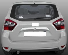 carro novo: Nissan Terrano 2014