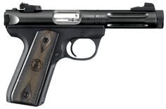 Ruger 22/45 Lite® Rimfire Pistol Model 3903 ~ Some say a 22 isn't the best personal protection.  Up to you to decide.  It's shoots a bullet...just sayin