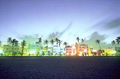 Ocean Drive - Miami Beach FL