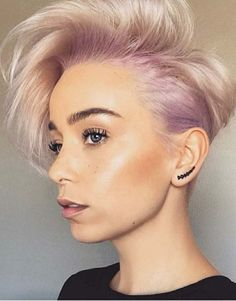 50 Best Short Blonde Haircut Styles for Women in 2018