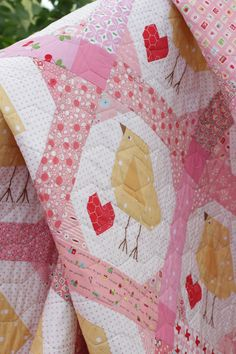 Farm Girl Friday - Week 2 -Simple Farm Girl Pillow and Scrappy Happy Hearts Mini Tutorial!
