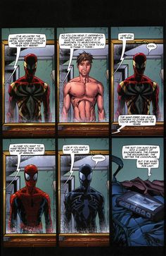 Iron Spider-Man Costume Function  #spiderman #spidey #avenger #marvel #civil war