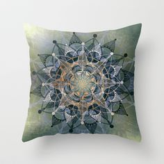 Buy Heart Chakra by Brenda erickson as a high quality Throw Pillow.
