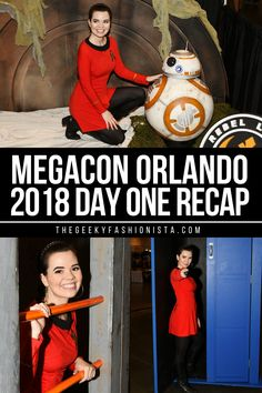 MegaCon Orlando 2018 Recap // The Geeky Fashionista Anime Conventions, Blog Tips, Fun Things, Orlando, Blogging, Foods, Education, Group, Awesome