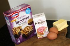 Brookies, High Tea, Babyshower, Snacks, Breakfast, Gender Reveal, Food, Tea, Baby Shower