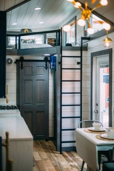The Henderson Tiny Home Built by Movable Roots in Melbourne FL