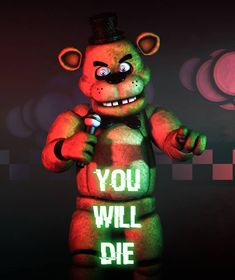 Freddy revenge by AftonProduction Fnaf Freddy, Freddy Fazbear, Fnaf 1, Anime Fnaf, Freddy's Revenge, Bioshock Art, Fnaf Wallpapers, Fan Poster, 4 Wallpaper