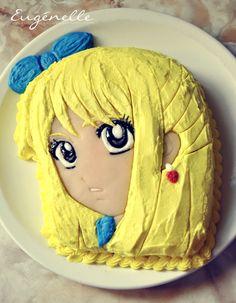 Lucy Cake by Eugenelle.deviantart.com on @deviantART