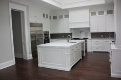 Kitchen designed by CMID www.cmidesign.ca #CMID