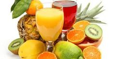 Lower bad cholesterol by drinking carrot, ginger, orange, apple and strawberry juices.