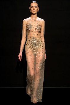 Loris Azzaro Spring/Summer 2017 Couture Collection | British Vogue