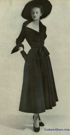 Christian Dior Dress, 1948