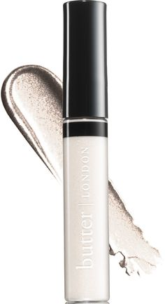 WINK Cream Eye Shadow Alabaster Gaze | Silver shimmer. Pure white in colour, but created to cover a multitude of sins.