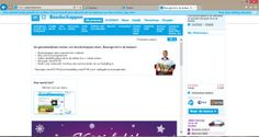 De webwinkel van de Albert Heijn is erg overzichtelijk. Ze passen de huisstijl van de winkels ook toe op de website wat weer eenheid creëert. Ze zouden wel meer reclame op de gewone site kunnen maken, omdat een webwinkel van een supermarkt een nieuw iets is.