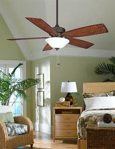 like this ceiling fan for the family room
