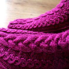 Ravelry: November Socks pattern by Niina Laitinen Knitting Socks, Knit Socks, Ravelry, November, Pattern, November Born, Patterns, Model, Swatch