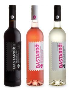 Wine with Spirits produces a range of wines called Bastardo for consumers who have been wronged.