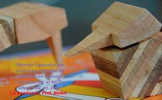 """INAU y MEC promueven Entrega de juguetes didácticos """"Mymba"""", ganador del Concurso nacional de juguetes no sexistas realizado por el MEC y DINAPYME en 2011. El Club de niños y adolescentes del INA…"""