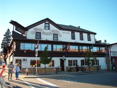7 US Cities That Feel Just Like Europe - New Glarus, WI Go there instead of: Switzerland