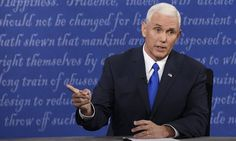 No, Mike Pence, It Wasn't Hillary Clinton Who Agreed To Pull Troops From Iraq In 2011