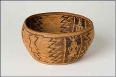 Native American Basket Weaving | Weaving a Collection: Native American Baskets from the Bruce Museum