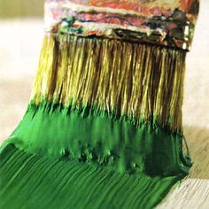 Natural paint offers a sustainable and inexpensive way to add unique colors to your home.